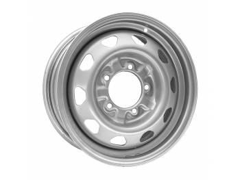 Диск колесный Р16 УАЗ (серебро) 6,5х16/5х139.7 D108.5 ET40