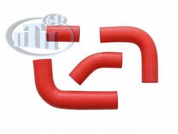 РК Патрубков радиатора для а/м УАЗ 452 с дв.4213 (к-т 4 шт.)