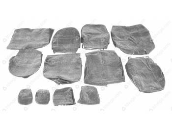 Чехлы сидений 3163 Патриот (автомоб. ткань) с 2015 г.в (без подлокотника)