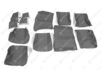 Чехлы сидений 3163 Патриот (автомоб. ткань) (сиденья с/о 2005-06 г.)