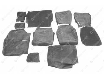 Чехлы сидений 3163 Патриот (автомоб. ткань) (сиденья Рекстон 2007-2012 г.)
