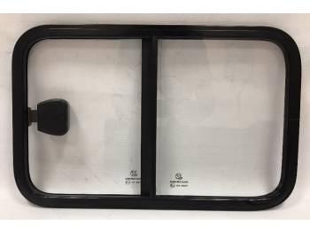 Окно раздвижное двери задка УАЗ 452, Буханка (левое)