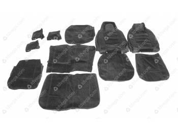 Чехлы сидений 3163 Патриот (Объемные, автомоб. ткань) (сиденья с/о 2005-06г.г.)
