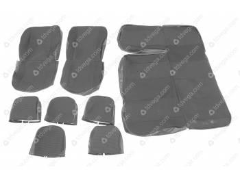 Чехлы сидений 31514 (велюр)