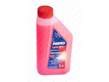 Антифриз красный (1кг) ABRO