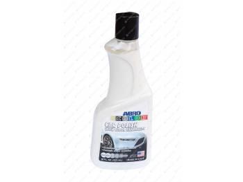 Автополироль для кузова цветная (белая) (473мл) ABRO