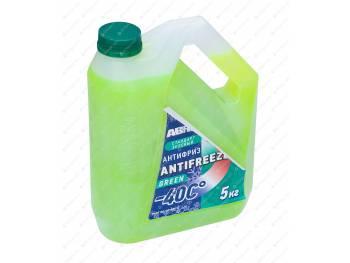 Антифриз зеленый (5кг) ABRO