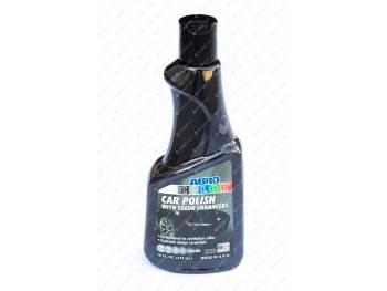 Автополироль для кузова цветная (черная) (473мл) ABRO