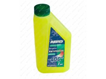 Антифриз зеленый (1кг) ABRO
