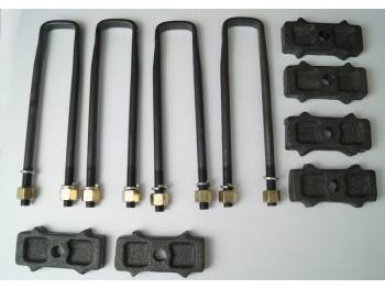 Комплект для лифта (рессора мост 60 мм) сталь УАЗ 452