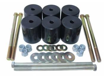 Комплект бодилифт (лифт кузова) УАЗ 39094 (60 мм)