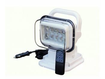 Фароискатель CH001 50W LED 10 диодов по 5W с дистанционным управлением Белый