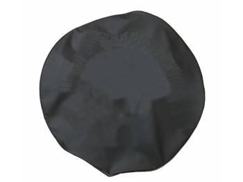 Чехол запасного колеса непромокаемый темно-серый Винил.кожа