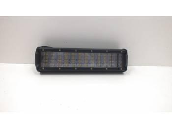 Фара светодиодная P003 18W синяя, для спецтехники   (габаритные размеры 160*45*51) P003 18W Blue