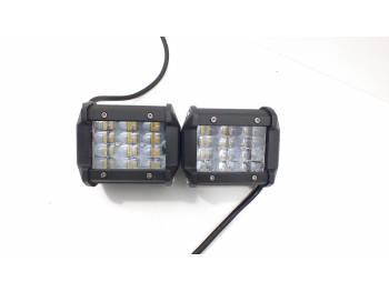 Фара светодиодная CH019В 18W 6D 6 диодов по 3W, 1 шт