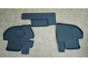 Коврики пола на УАЗ 452 (резина)