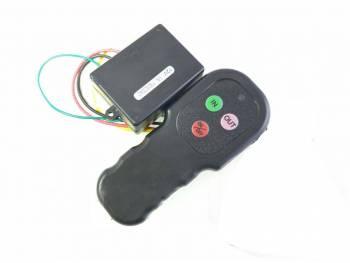 Пульт дистанционного управления для лебедки Electric Winch ЧЕРНЫЙ 12v