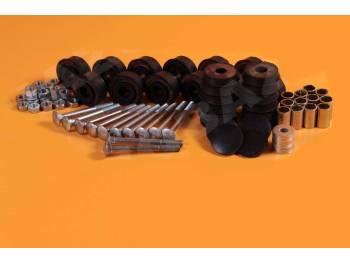 Ремкомплект крепления кузова УАЗ-31512, 31514,31519,3153 (полиуретан)