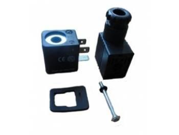 Комплект соленоид и разъем ДБП «camozzi»