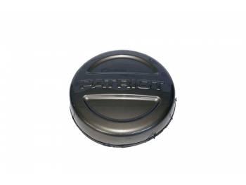 Чехол запасного колеса  R-18 (Патриот) Рашмо КСМ (Коричнево серый металик)