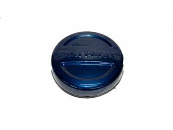 Чехол запасного колеса  R-18 (Патриот) Океан ТС (Тёмно синий)