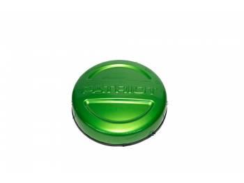 Чехол запасного колеса  R-18 (Патриот) Хризолит (Светло зелёный металик)