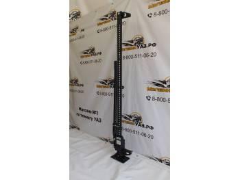 Домкрат реечный HIGHT JACK 60 (высота подъёма 152 см) грузоподъемность 3т Усиленный Черный