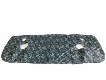 Утеплитель лобовой УАЗ-452 омон (серый камуфляж) Полиэстер 600д, войлок