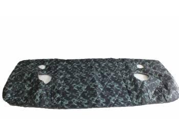 Утеплитель лобовой 452 омон (серый камуфляж) прострочка ромбом