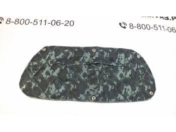Утеплитель радиатора 452 омон (серый камуфляж) прострочка ромбом