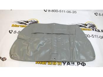 Утеплитель радиатора 469 светло-серый