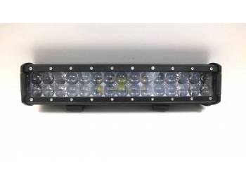 Фара светодиодная CH019B 90W 4D 30 диодов по 3W выпуклая линза