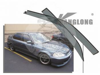 Ветровики KANGLONG HONDA CIVIC 96-00 801