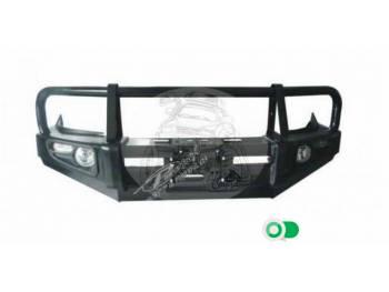 Бампер передний алюминиевый TOYOTA HILUX VIGO (2012) аналог HD12-VO-A050 HD12-VO-A050-AL