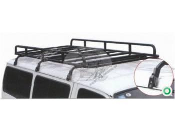 Багажник цельносварной металлический 290x120x18 см HD08-D5-A 290