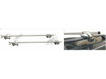 Рейлинги поперечные алюминиевые 127 см (50) с замком P0109 PJ-D026 50