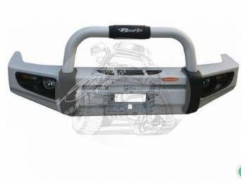 Бампер передний алюминиевый TOYOTA LAND CRUISER 80 (1992-1997) FJ80-A046