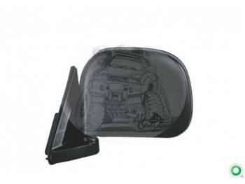 Зеркало заднего вида (170mmX200mm/штатное крепление) штатное крепление правое Toyota HIACE SL-616R
