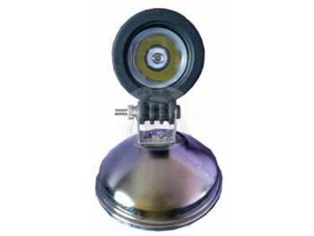 Фара светодиодная 10W 1 диод по 10Вт