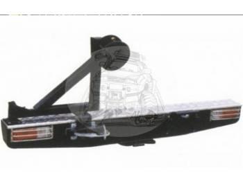 Бампер задний TOYOTA HILUX PICK UP (1994-2004) PJ-B5030