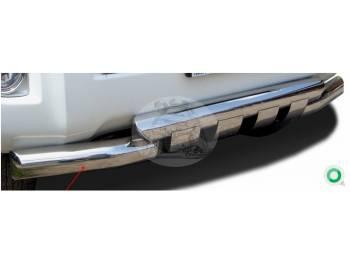 Защита переднего бампера (дуга) LEXUS RX300 (1997-2003) с зубами 0551 LE0103AJ1