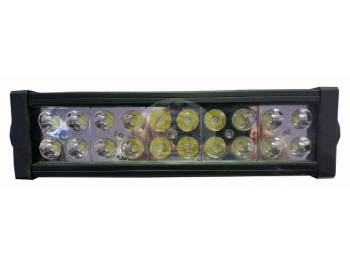 Фара светодиодная CH008 60W 20 диодов по 3W (длина фары 29см) CH008 60W