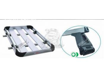 Багажник алюминиевый универсальный 160x112 см (63x44) 071 PJ-D015 63x44