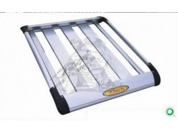 Багажник алюминиевый универсальный 140x100 см (55х39.5) HD9 55x39.5