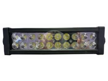 Фара светодиодная CH008 60W 20 диодов по 3W (габаритные размеры 83*82*115*365мм цветовая температура 6000K дальний свет)