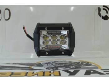 Фара светодиодная LBS1997 60 Вт со стробоскопом