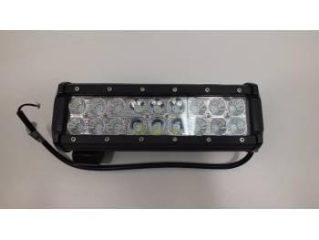 Фара светодиодная 54W 18 диодов по 3Вт, дальний свет