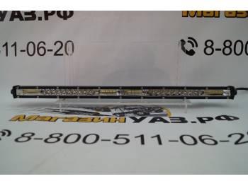 Фара светодиодная CH086 204 Вт 20 диодов по 3 Вт и 144 диода по 1 Вт