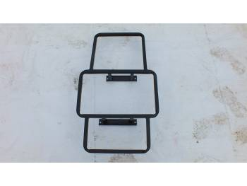 Лестница на УАЗ Патриот (вместо крепл. зап. колеса)