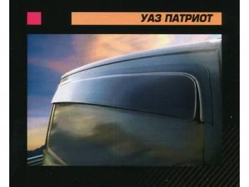 Спойлер заднего окна на УАЗ Патриот
